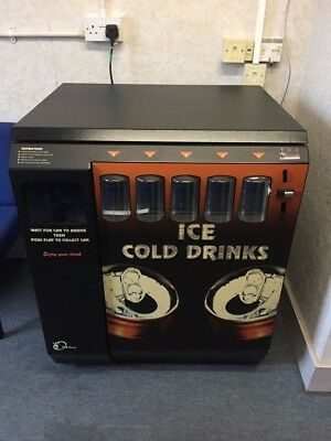 drinks vending machine, Ice Break, for cans