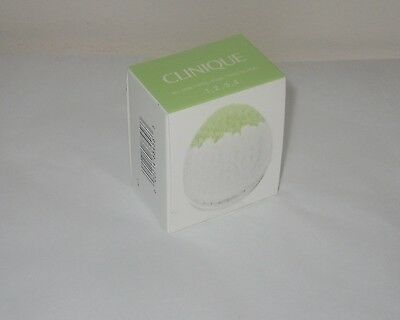 SEALED BOX CLINIQUE Purifying Sonic Cleansing Brush Head/Refill Suits All Skin