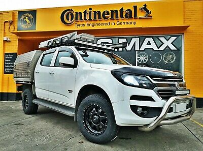 (Holden RG Colorado) G.MAX Aktiv 20x9 Wheel +Tyre Package