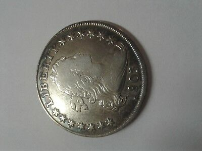 Authentic Vintage 1803 DRAPED BUST SILVER DOLLAR from Estate