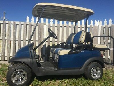 2014 Club Car Precedent 4 seater Electric