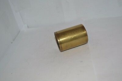 Rare, old, projection, brass lens GOE F = 110mm № 48710.