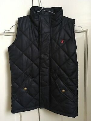 Boys Joules Gillet Age 7 Navy.