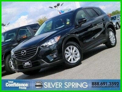 2016 Mazda CX-5 TOURING 2016 TOURING Used 2.5L I4 16V Automatic FWD
