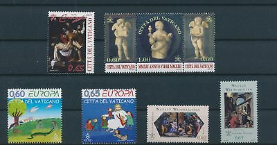 LH25031 Vatican nice lot of good stamps MNH