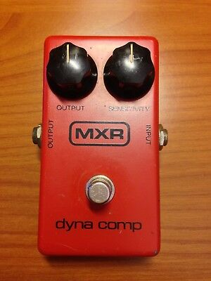 MXR Dyna Comp 1980 Original