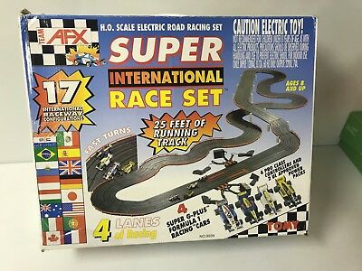 "TOMY ""Team AFX"" Super International Race Set"