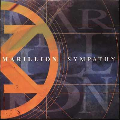 "MARILLION UK 1992 7"" Single SYMPATHY	      NearMINT"