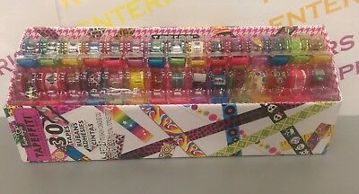 Fashion Angels Tapeffiti Series 2 - 30 Rolls Of Decorative Tape NEW