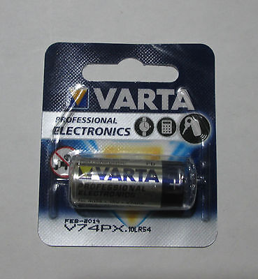 Varta 15 volts Battery for CM Morini 162EI (older gen.) and Feinwerkbau Mod.90