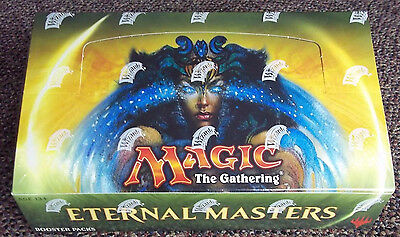 Magic the Gathering: Eternal Masters Booster Display, SEALED BRAND NEW!!!