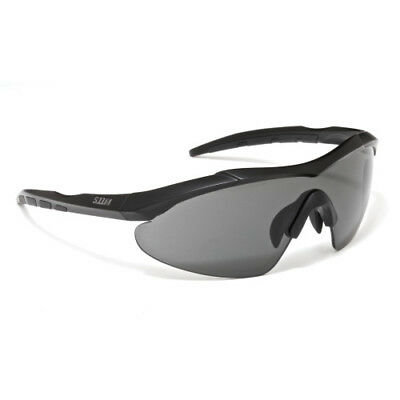 5.11 Tactical Aileron Shield 3 Lenses Unisex Sunglasses - Charcoal Frame