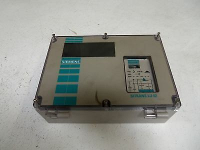 Siemens 7Ml50042Aa101A Level Control Interface *used*