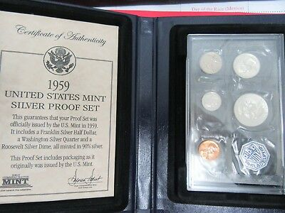 1959 Proof Set~Silver~