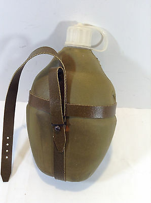 East German MILITARY GREEN CANTEEN