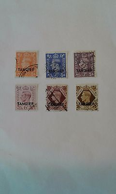 tangier stamps 1948