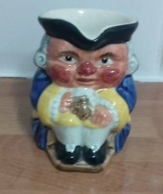 Clarice Cliff Toby Jug With Wilkinson Mark
