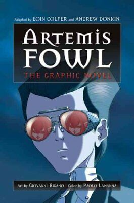 Artemis Fowl: The Graphic Novel by Eoin Colfer 9780786848829 (Paperback, 2007)
