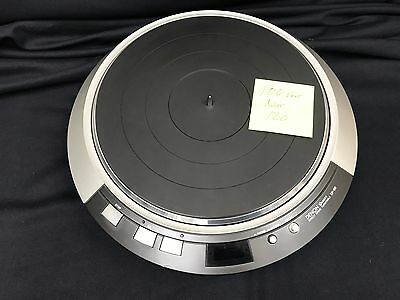 Denon DP-80 Direct Drive Turntable Japan version 100 volt - Blows fuses