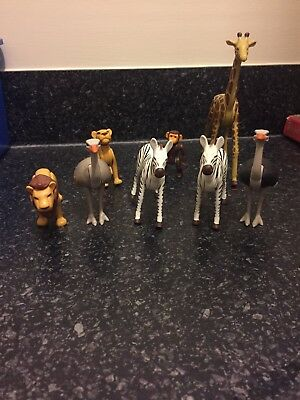 Playmobil Zoo Animals