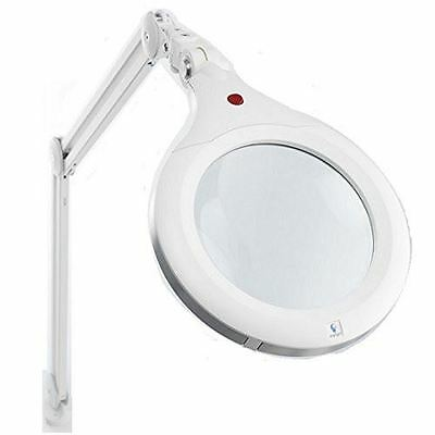 Daylight Ultra Slim Magnifying Lamp XR, White