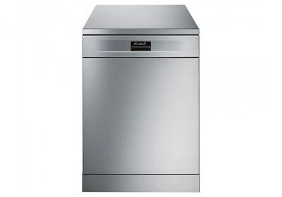 Smeg DF614PTX Freestanding 60cm Dishwasher Stainless Steel Energy Rating A++