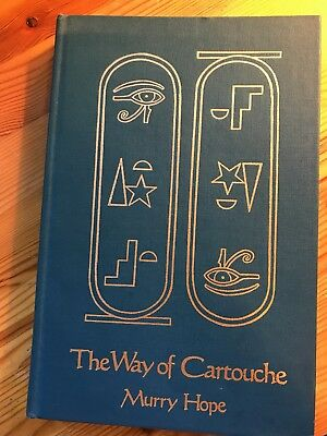 The Way Of Cartouche Book And Deck