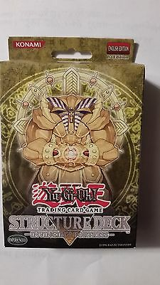 YUGIOH INVINCIBLE FORTRESS 1ST EDITION Structure Deck  Sealed FREE SHIP
