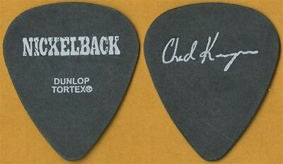 Nickelback Chad Kroeger 2004 The Long Road tour issued signature Guitar Pick