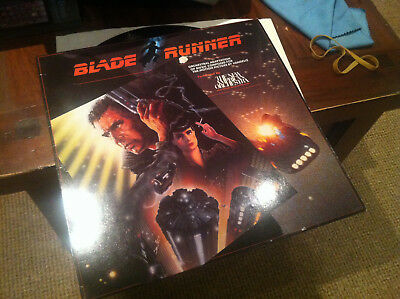 Blade Runner Soundtrack Vinyl (New American Orchestra)