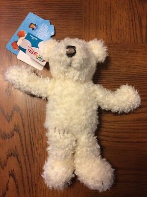 Disney Bear in the Big Blue House Ojo's White Bear Plush Stuffed Toy 10""