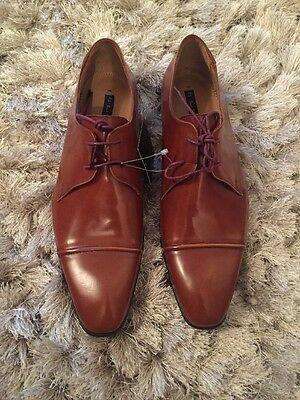 Paul Smith Mens Brown Smart Shoes Size 10