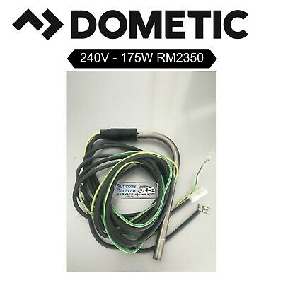 240v Element 175w for 3 Way RM2350/RM2320/RM2330 Dometic Caravan Fridge