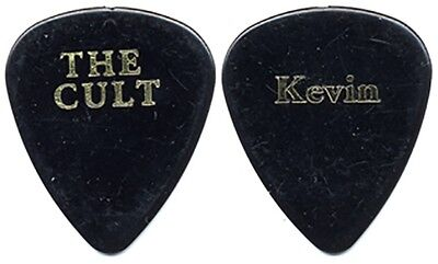 The Cult authentic 2002 Beyond Good and Evil tour Guitar Pick - Kevin Dugan