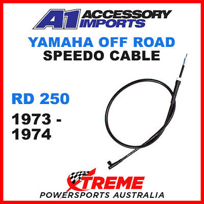 A1 Powerparts Yamaha RD250 RD 250 1973-1974 Speedo Cable 51-5Y1-50