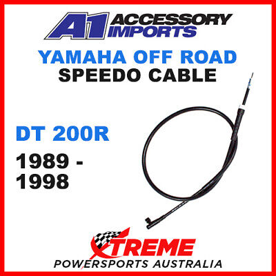 A1 Powerparts Yamaha DT200R DT 200R 1989-1998 Speedo Cable 51-5Y1-50
