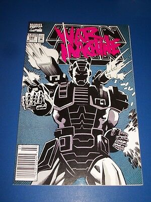 Iron Man #282 1st War Machine Nice Key Issue Gorgeous  VF/VF+ Gem Wow