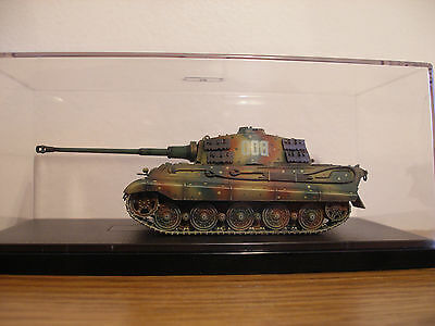 Dragon Armor 1/72 60004 King Tiger - Battle of the Bulge - No Box - LOOK