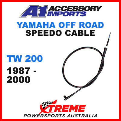 A1 Powerparts Yamaha TW200 TW 200 1987-2000 Speedo Cable 51-5Y1-50