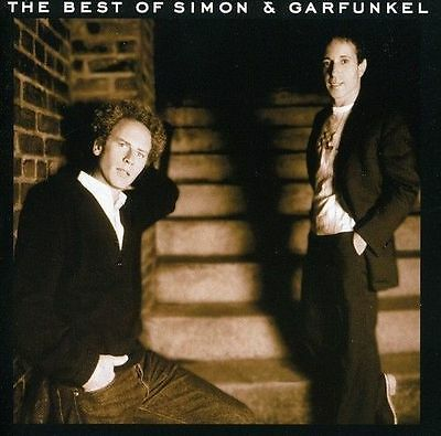 Simon And Garfunkel The Best Of Remastered Cd New