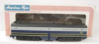 American Flyer 4-8154 S Scale Baltimore & Ohio Alco B Unit Non-Powered Diesel Lo