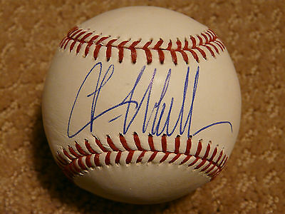Lance McCullers signed Rawlings Official MLB Baseball