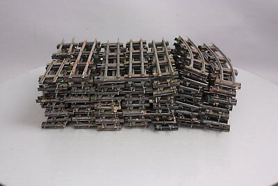 American Flyer S Gauge Postwar Straight & Curved Track Sections (40+)