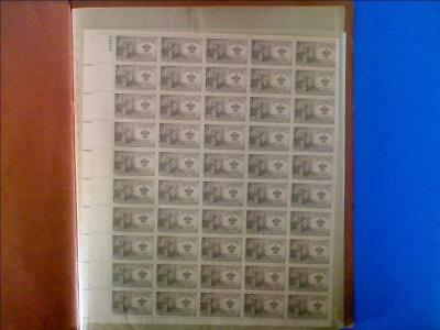 US Sheet Collection, 3 Cent, Clean, Fresh Sheets, MNH, SCV_$130, As Shown