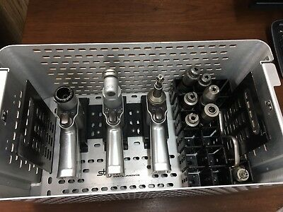 Sryker System 5 Lot with accessories in nice working condition