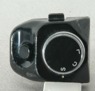 removable Shutter Release Grip Head from Nikon MD-1 or MD-2 Motor Drive for remo
