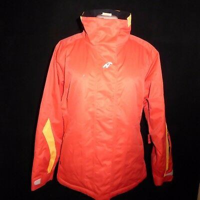 Womens Size 8 Red NORDICA Snowboarding Ski Jacket