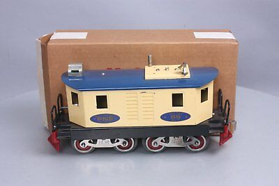McCoy 89 0-4-0 Electric Locomotive/Box