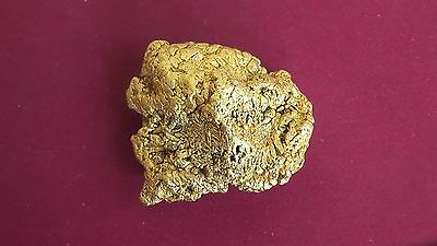 Australian Natural GOLD Nugget 20.47 g