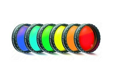 Baader Planetarium 2inch Eyepiece Filter-Set/6 colors PCG Multicoated ,London